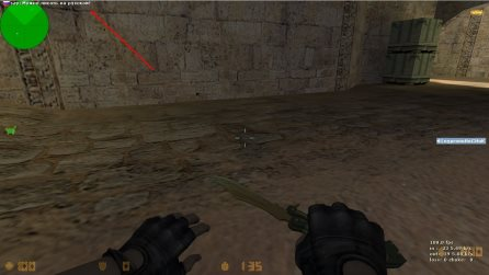 Counter-Strike 1.6 The Low скриншот 1