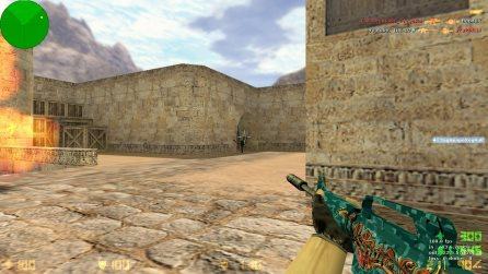 Counter-Strike 1.6 The Low скриншот 2