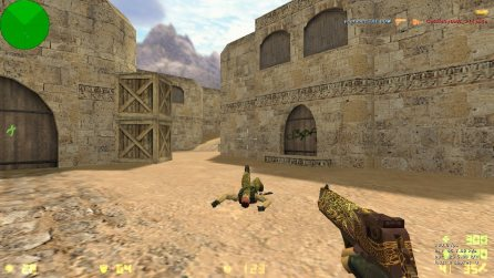 Counter-Strike 1.6 The Low скриншот 3