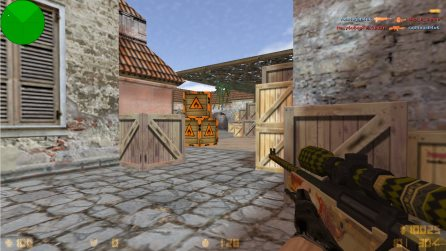 Counter-Strike 1.6 TPY > скриншот 4