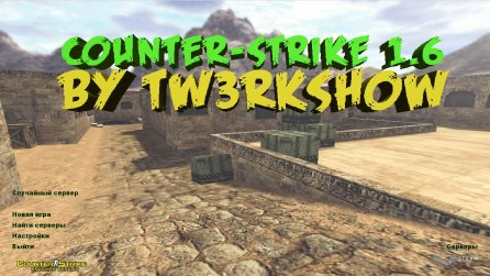 Counter-Strike 1.6 TW3RKSH0W