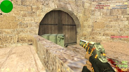 Counter-Strike 1.6 Wolf Channel > скриншот 2