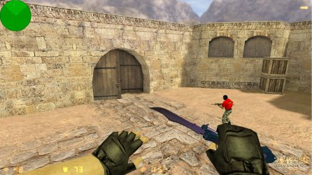 Counter-Strike 1.6 Wolf Channel > скриншот 3