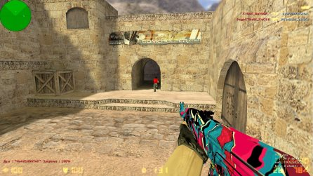 Counter-Strike 1.6 Wolf Channel > скриншот 5