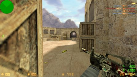 Counter-Strike 1.6 XARGE > скриншот 2
