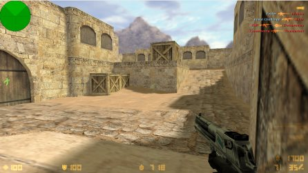 Counter-Strike 1.6 XARGE > скриншот 3