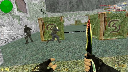 Counter-Strike 1.6 XARGE > скриншот 5