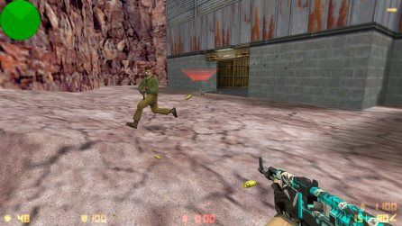 Counter-Strike 1.6 Yaugen Show > скриншот 2