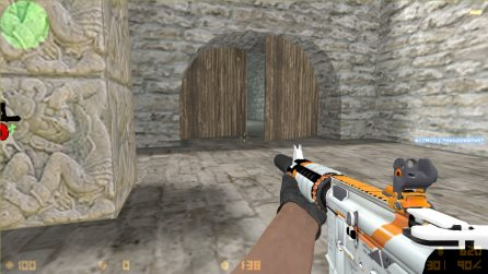 Counter-Strike 1.6 Asiimov скриншот 3