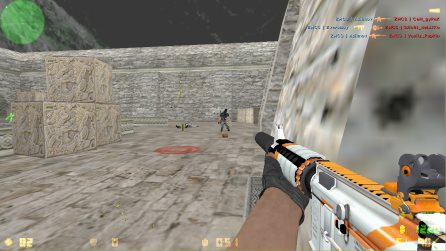 Counter-Strike 1.6 Asiimov скриншот 4