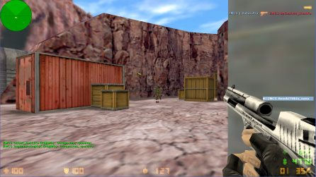 Counter-Strike 1.6 Virtus.Pro скриншот 3