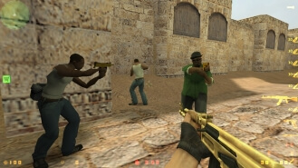 Counter-Strike 1.6 GTA скриншот 3