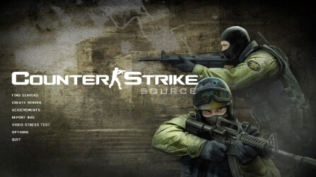 Counter-Strike Source V90